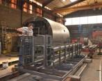 DOSSIER DIVERS-Ossature Métallique pour coulage panneaux bois à la verticale