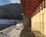 potence barrage de Gage 6mx2.5m