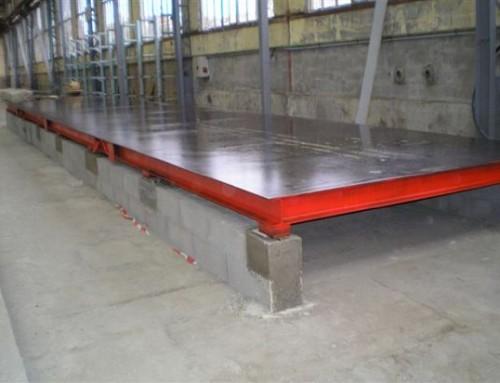 Tables métalliques